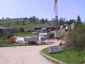 Baustelle RÜB
